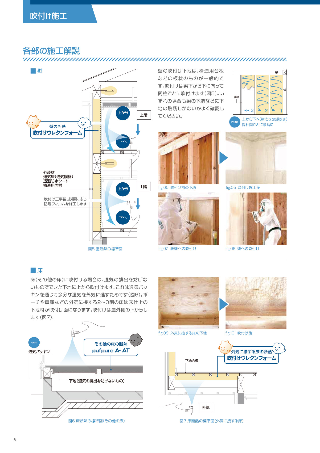 木造住宅用施工マニュアルP9