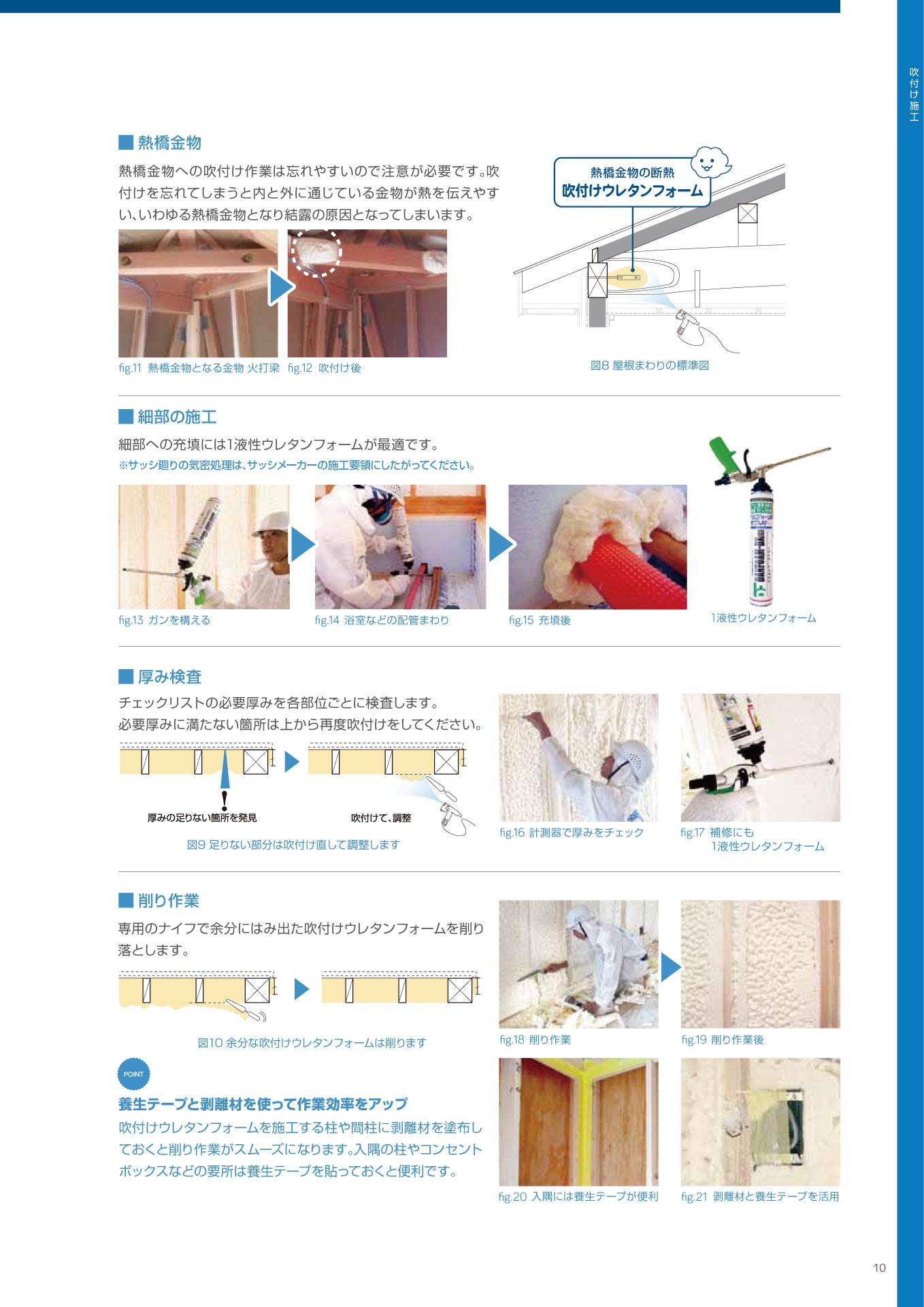 木造住宅用施工マニュアルP10